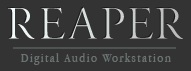 Reaper Digital Audio Workstation